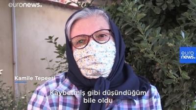 euronews - Covid-19'u yenen hasta: Ölümle burun buruna yaşamak çok zor. Bu işin şakası yok