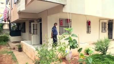 cenaze - Genç kadın, birlikte yaşadığı kişinin evinde ölü bulundu - ANTALYA