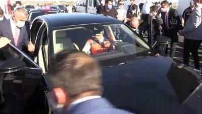 Bakan Karaismailoğlu, Edirne-Kırklareli yolunun hizmete alınması törenine katıldı - KIRKLARELİ
