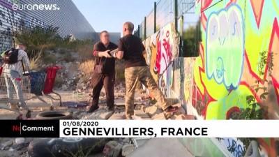 euronews - Barların kapalı kaldığı Fransa'da yasa dışı partilere yoğun ilgi