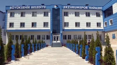 Büyükşehir Belediye Erzurumspor, altyapı yatırımıyla milli takıma futbolcu kazandırmayı hedefliyor  - ERZURUM