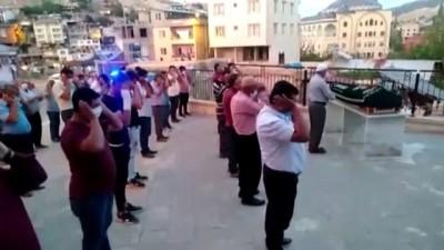 cenaze - Eşi tarafından öldürülen kadın toprağa verildi - KAHRAMANMARAŞ