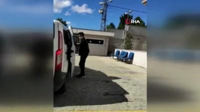 Lüks otomobili çalıp fidye karşılığında sahibine geri veren şahıs yakalandı