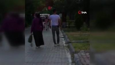 uttu -  Mesire alanında silahlı maganda korkusu