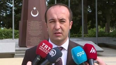 sivil toplum kurulusu - Milliyetçi Hekimler Derneğinden Ermenistan'ın saldırılarında şehit olan Azerbaycanlı askerlerin ailelerine ziyaret - BAKÜ