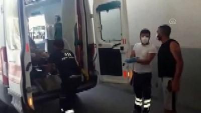 saldiri - Silahlı saldırıya uğrayan baba ve oğlu yaralandı - ADANA