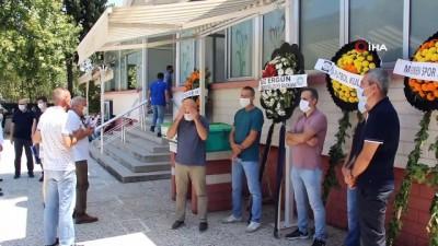 cenaze - Teknik Direktör Kemal Özdeş'in acı günü