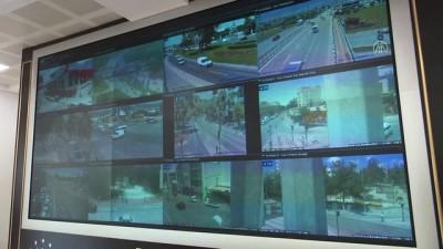 Trafik 'Elektronik Denetleme Sistemleri' ile 7 gün 24 saat takip edilecek - BURSA