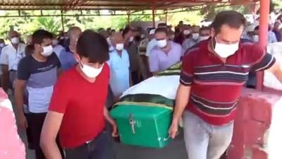 cenaze - Adana'da su kuyusunda hayatını kaybeden 4 kişinin cenazesi defnedildi - HATAY