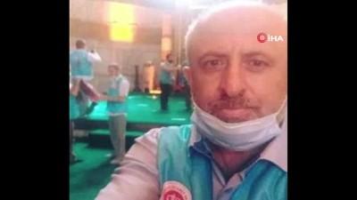 Ayasofya'da gönüllü rehberlik yapan müezzin hayatını kaybetti