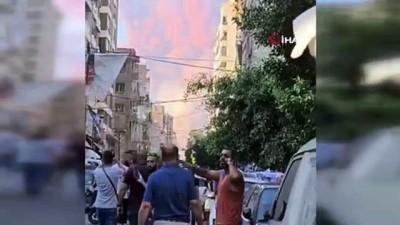 hukumet -  - Beyrut'taki patlamada bilanço netleşiyor: En az 10 ölü