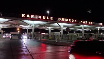 Bulgaristan'daki eylem sıla yolundaki gurbetçileri de olumsuz etkiliyor - EDİRNE