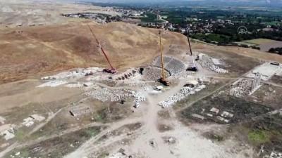 sili - Denizli'deki antik tiyatro, restorasyonla yeniden hayat buluyor