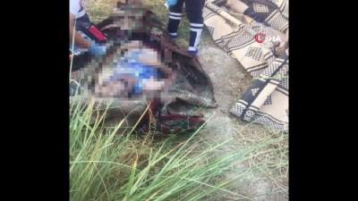 cenaze -  Fırat Nehri'nde boğulan gençlerin cenazeleri ailelerine teslim edildi