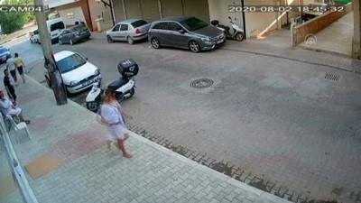 İki çocuğun bulunduğu otomobili çalmaya çalışan zanlı tutuklandı - ANTALYA