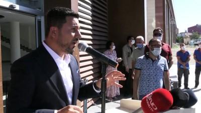 Suriye'ye 25 tır bims blok gönderildi - NEVŞEHİR