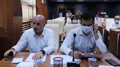 Tekkeköy Belediyesi Ağustos Ayı Meclis Toplantısı
