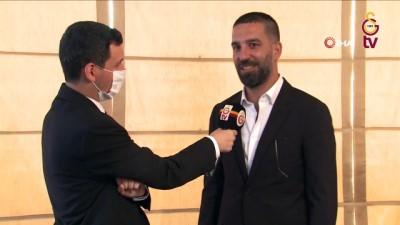allah - Arda Turan: 'Galatasaray'ın evladı Arda'yı herkese göstereceğim'