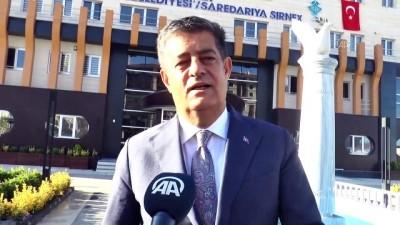 belediye baskani - Belediye Başkanı Mehmet Yarka: 'Şırnak'ı çok güzel günler bekliyor' - ŞIRNAK