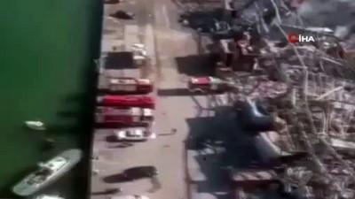 - Beyrut'taki patlamada ölü sayısı 113'e yükseldi - Liman yetkilileri hakkında ev hapsi kararı verildi