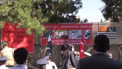 Cammu Keşmir'in özel statüsünün kaldırılmasının birinci yıl dönümü - ANKARA