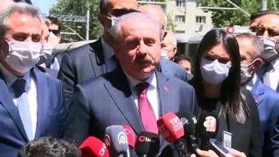 """teror orgutu -  Mustafa Şentop: """"Lübnan'dan herhangi bir yardım isteği gelmedi"""""""
