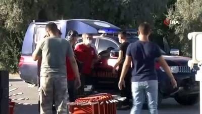 basin mensuplari -  Türkiye'den Lübnan'a yardım eli
