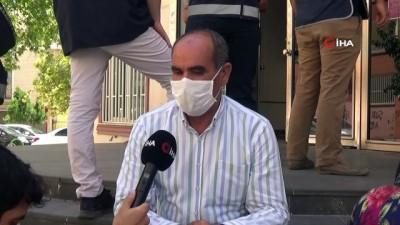 teror orgutu -  HDP önündeki ailelerin evlat nöbeti 339'uncu gününde
