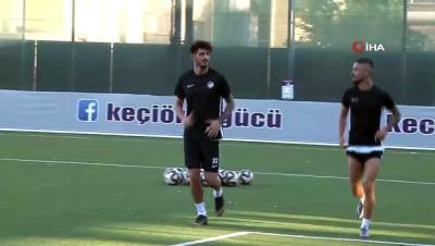 """allah -  Samet Akaydin: """"Hedeflerim Süper Lig'de oynamak"""""""