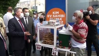allah -  Vali Süleyman Elban'dan vatandaşlara maske ve mesafe uyarısı