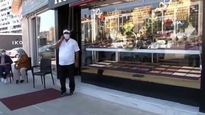 Kuyumcu dükkanda soyguncuları püskürten teyze konuştu