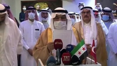 teror orgutu -  Suriyeli aşiretler Türkiye'den destek istedi
