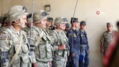 - Azerbaycan-Türkiye ortak askeri tatbikatlarına Özel Kuvvetler de katıldı