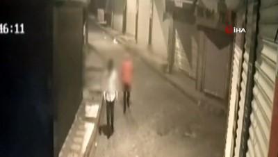 hirsiz -  Bir gecede 14 iş yeri, 250 bin TL'lik hırsızlık: O anlar kamerada