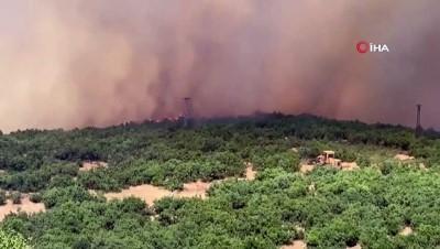 ormanli -  Elazığ'daki orman yangını kontrol altına alındı