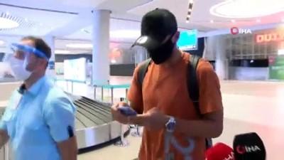 Welinton, Beşiktaş'a imza atmak için İstanbul'a geldi