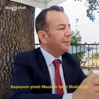 CHP'li Bolu Belediye Başkanı Tanju Özcan'dan kan donduran koronavirüs sözleri