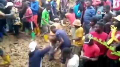 - Kongo Demokratik Cumhuriyeti'nde altın madeninde göçük: En az 50 ölü