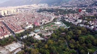 Bursa'nın 'Tarih Adası' Tophane'den şekillenmeye başladı