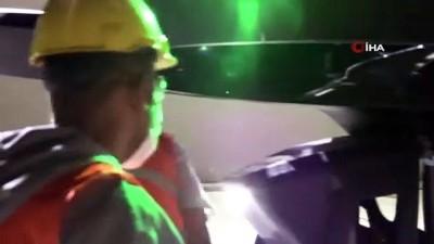 Türkiye'nin ilk uçan arabası 'Cezeri' havalandı