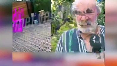 Halil Sezai'nin darp ettiği yaşlı adam konuştu!