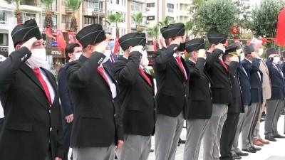 - Çanakkale'de Gaziler Günü kutlandı