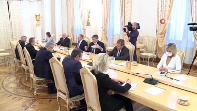 - Rusya Dışişleri Bakanı Lavrov, Belarus muhalefetini destekleyen ülkeleri kınadı - Lavrov ve Belaruslu mevkidaşı Makey, Moskova'da görüştü