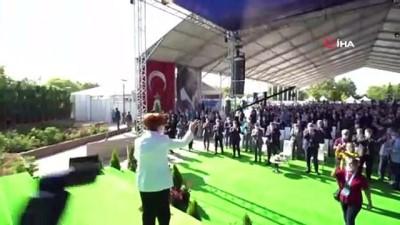 İYİ Parti'nin 2. Olağan Kurultayı başladı