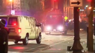 - ABD'de Taylor davasında karar açıklandı, protestocular sokaklara döküldü - Polisle güvenlik güçleri arasında tansiyon yükseldi