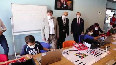 Uluslararası Gençlik Merkezi Deneyap Teknoloji Atölyesi açıldı - MUĞLA