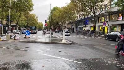 Paris'te 'arabasız gün' uygulaması rağbet görmedi - PARİS