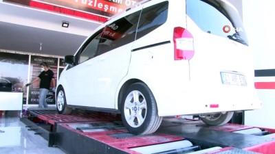 Araç satışında yeni dolandırıcılık: 2 tuşla aracın kilometresi 50 bin düşürülüyor