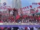 necmettin erbakan - Erbakan 22 Temmuz Seçimleri Öncesi Bursa Mitingi'nde