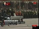 ataturk kultur merkezi - Cumhurbaşkanı Akm'de Resmi Geçit Töreninde